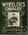 """Wheeler's Cavalry"" Sheet Music"
